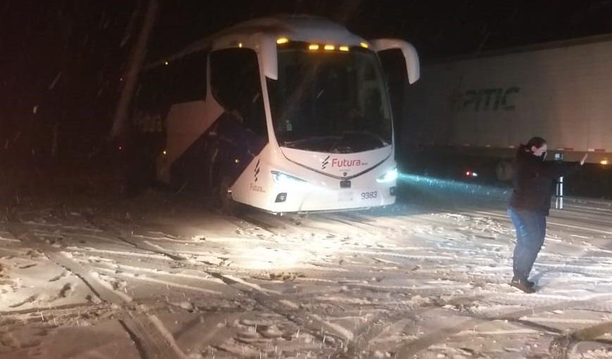 Sonora: Nevadas e intenso frío afectan 72 municipios
