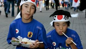 Secreto japoneses ser tan delgados