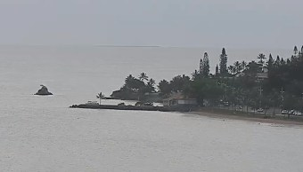 """Nueva Caledonia ordena evacuación """"inmediata"""" por riesgo de tsunami"""