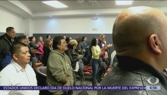 Nuevo León celebra divorcio colectivo para 67 parejas