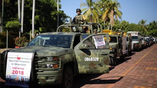 Refuerzan seguridad en Guerrero por periodo vacacional