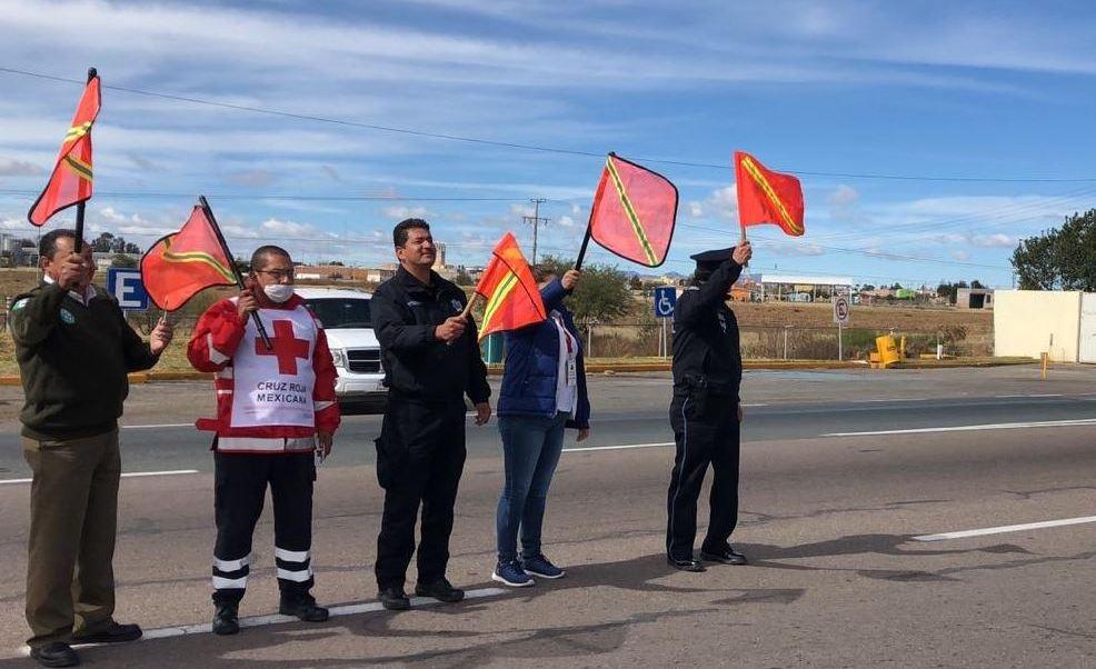 """Inicia operativo vacacional """"Invierno 2018"""" en carreteras de México"""