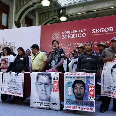 CIDH elogia postura de AMLO sobre caso Ayotzinapa