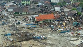 Papa Francisco envía apoyo económico a afectados por tsunami en Indonesia