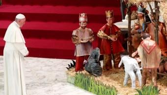Papa Francisco saluda a México por fiesta a la Virgen de Guadalupe