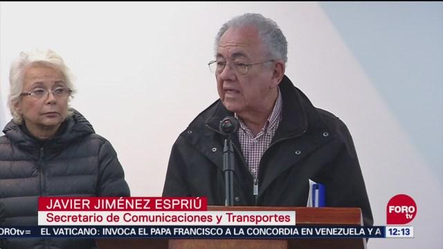 Gobierno Federal pide no especular causas del accidente aéreo en Puebla