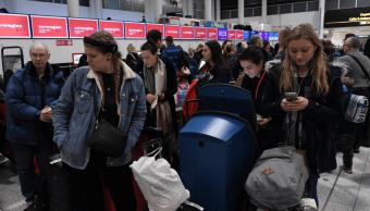 Aeropuerto de Gatwcik vuelve a suspender actividad por dron