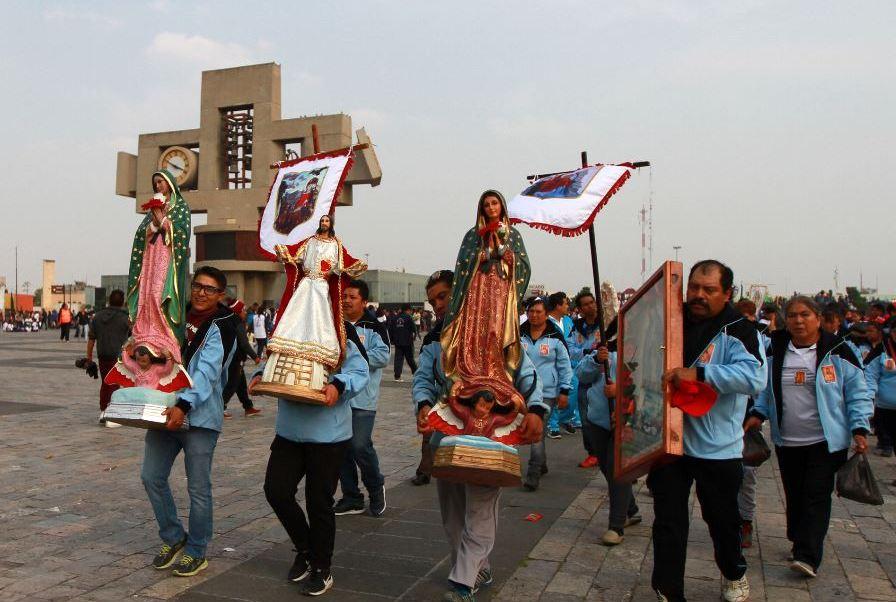 Esperan llegada de más de 8 mil peregrinos a Basílica