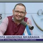 Periodista denuncia persecución en Nicaragua