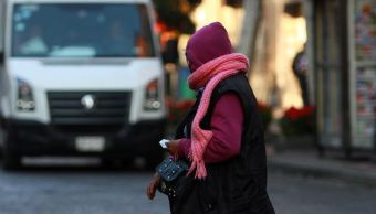 Persistirá cielo nublado y ambiente frío en el Valle de México