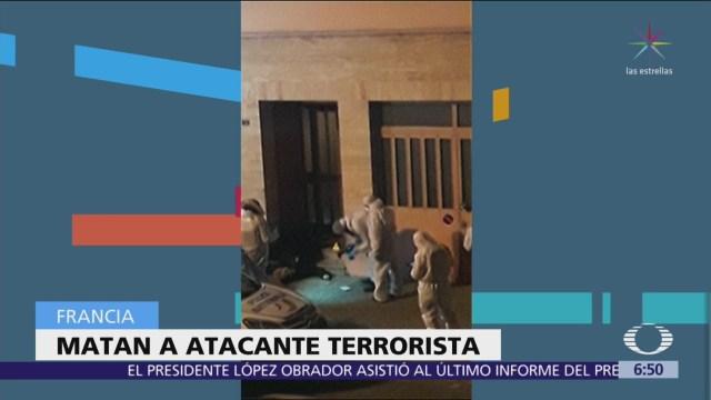 Policía de Francia mata a Cherif Chekatt, atacante de Estrasburgo