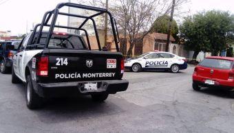 Persecución y balacera deja dos detenidos en Monterrey
