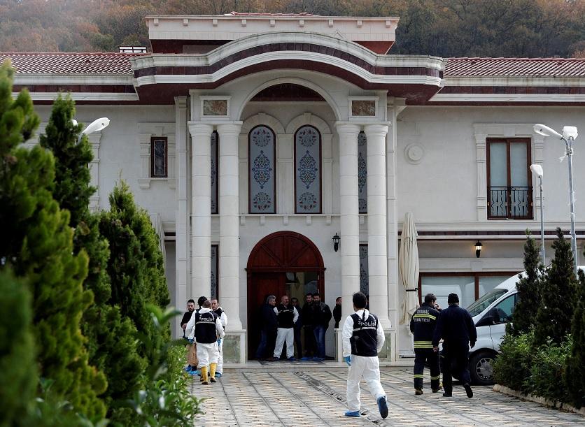 Turquía ordena detener dos sauditas por caso Khashoggi