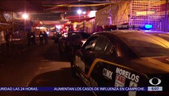 Prenden fuego a hombre en situación de calle en Tepito