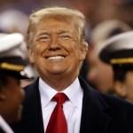 Muro, proyecto de vanidad de Trump: Los Angeles Times