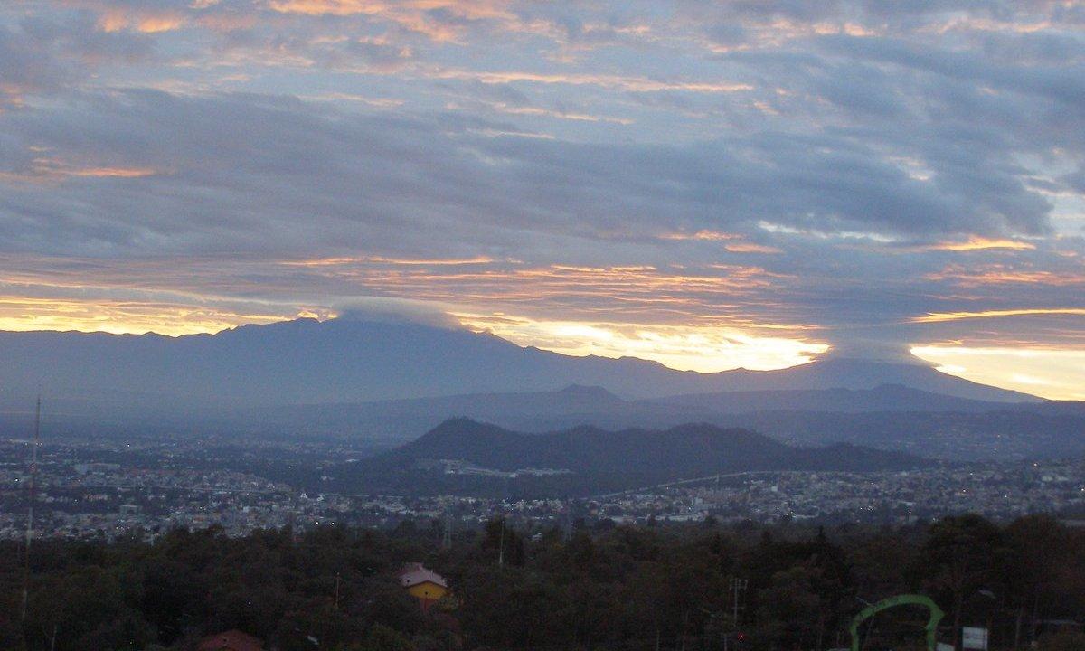 Prevén cielo despejado y sin lluvia en el Valle de México