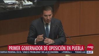 Rafael Moreno Valle Fue Primer Gobernador Oposición Puebla