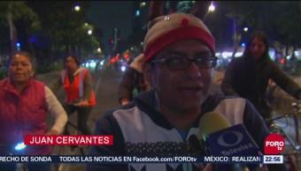 Realizan El Último Paseo Ciclista Nocturno Del Año En La Cdmx, Último Paseo Ciclista, Nocturno, Cdmx, Ciudad De México