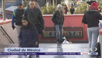 Reportan rezago en Metro CDMX por falla en sistema de trenes