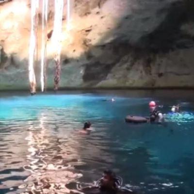 Realizan estudios para proteger reservas hidrológicas en la Península de Yucatán