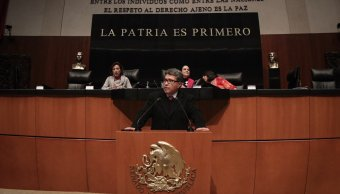 Senadores alistan nombramiento de nuevo ministro de la Corte