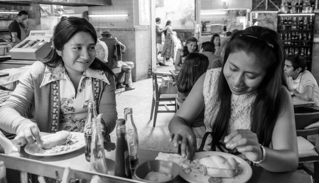 'Roma', de Alfonso Cuarón, nominada al Goya a mejor película iberoamericana