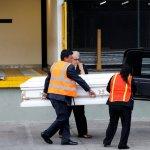 llegan guatemala restos nina migrante muerta custodia patrulla fronteriza