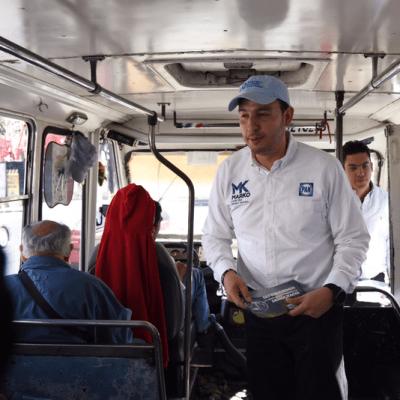 PAN se mantendrá como primera fuerza de oposición: Marko Cortés