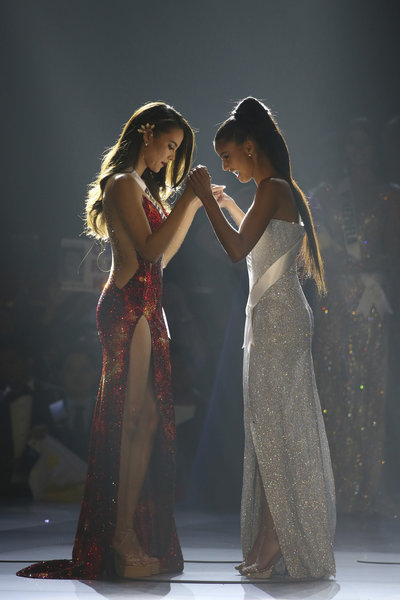 miss universo 2018 filipina catriona gray gana certamen de belleza