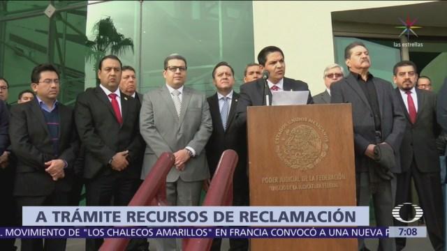 SCJN admite reclamación del Ejecutivo por suspensión de ley sobre salarios