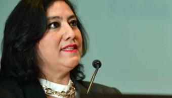 Ciudadanos tendrán lugar clave en la SFP: Eréndira Sandoval