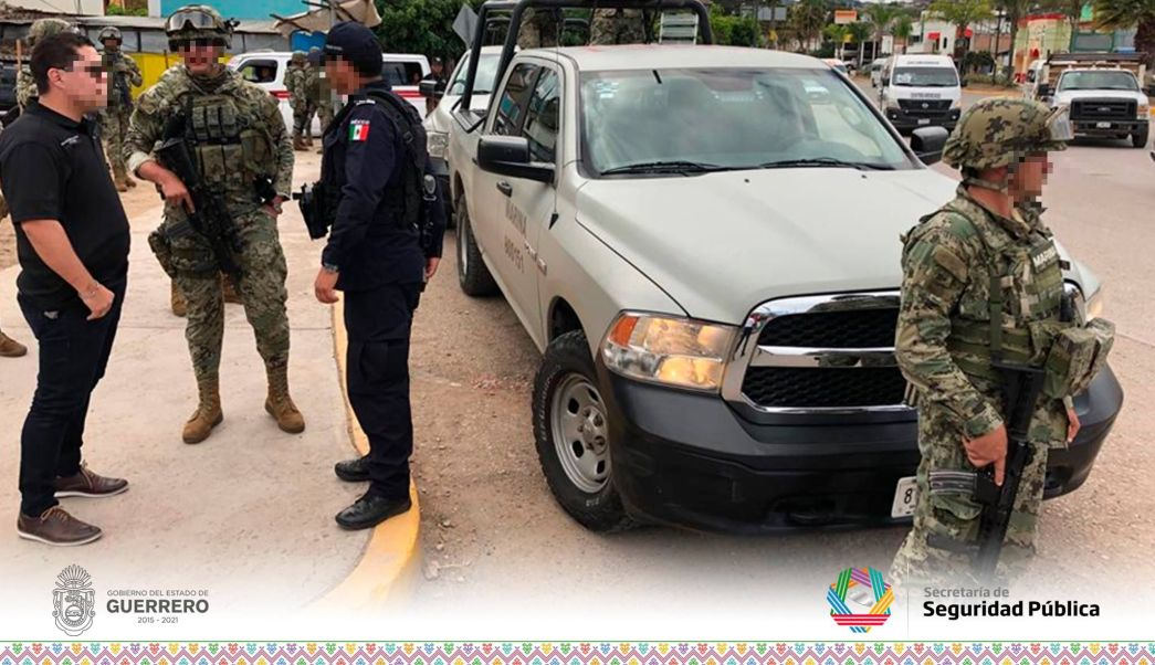 Seguridad Guerrero investigan extorsiones homicidios maestros