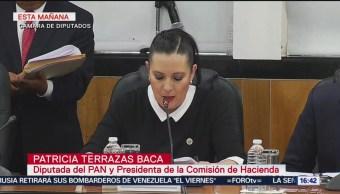 Senadores respaldan nombramiento de Carlos Urzúa en SHCP