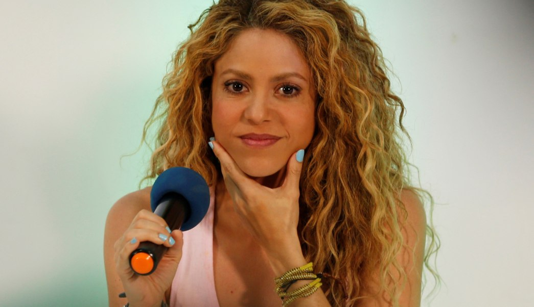 "Shakira dice que es ""chivo expiatorio"" para dar miedo a contribuyentes"