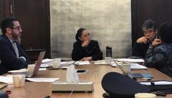 Gobierno capitalino presenta proyecto de Presupuesto 2019; Sheinbaum defiende ahorros