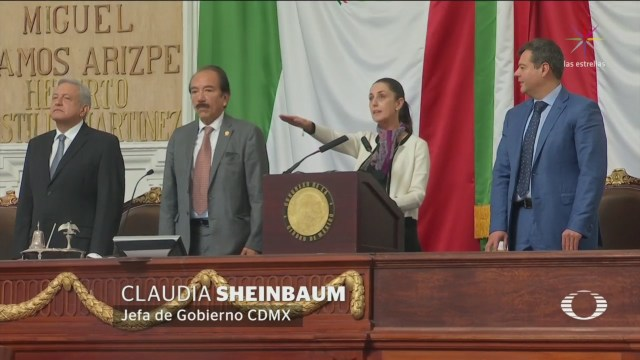 Claudia Sheinbaum Da Conocer Plan Gobierno