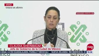 Sheinbaum informa sobre trabajo que realizará la secretaría de Finanzas CDMX