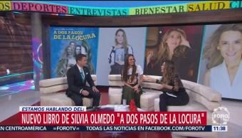 Silvia Olmedo presenta su nuevo libro 'A dos pasos de la locura'
