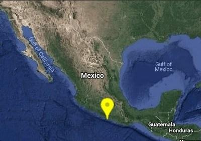 Sismo en Acapulco apenas se percibe entre la población