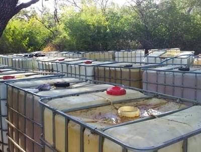 Aseguran 15 mil litros de hidrocarburo y una toma clandestina en Hermosillo, Sonora