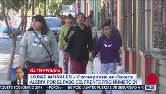 Suman 13 decesos por influenza en Oaxaca