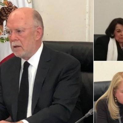 Suspende Senado nombramiento de ministro o ministra de la SCJN propuestos por AMLO