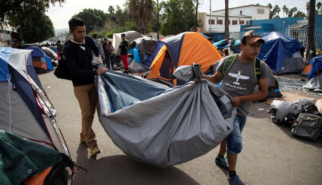 Gobierno federal atiende a más de 3 mil migrantes en Baja California