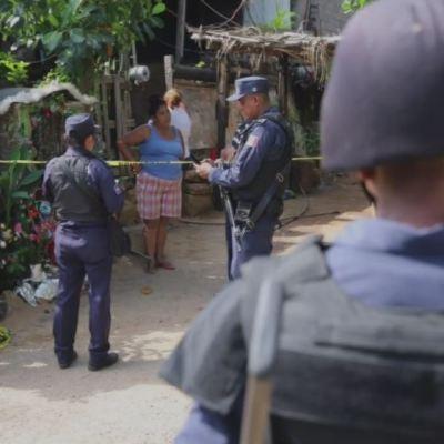 Bebé de un año, entre las cinco víctimas de ataque en Acapulco