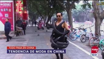 Todo Pasa En China: Tendencia de moda en China