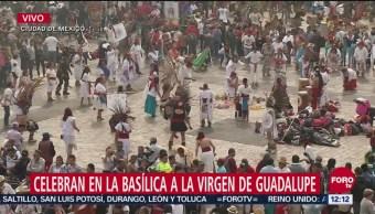 Toneladas de basura se recolectan en inmediaciones de Basílica de Guadalupe