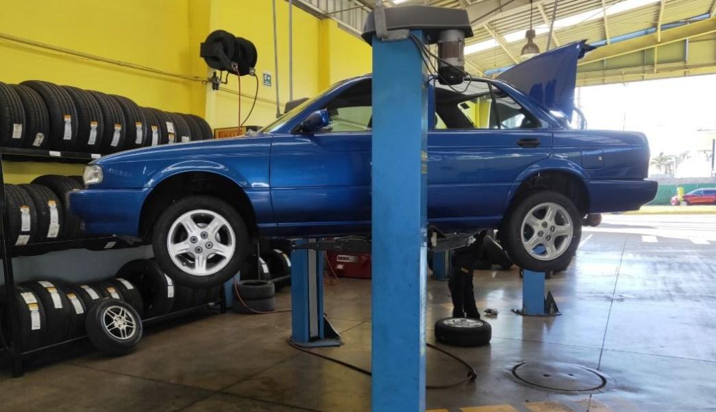 Tsuru de Nissan, el auto más robado en México