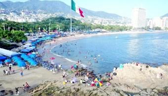 Se prevé ocupación hotelera del 100 % en Acapulco