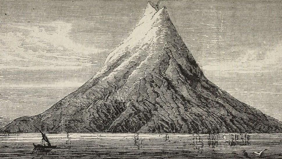 Volcán Krakatoa Que Provocó El Tsunami Entra En Una Nueva Fase