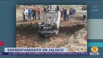 Un muerto por enfrentamiento armado en Acatic, Jalisco